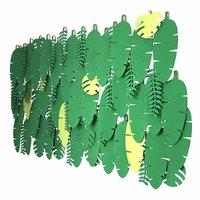 panel junglewall fabric decorative 3D