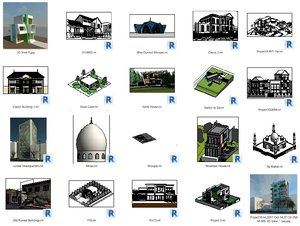 3D 27 project files