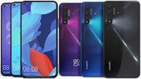 Huawei Nova 5T All Colors