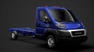3D ram promaster truck single