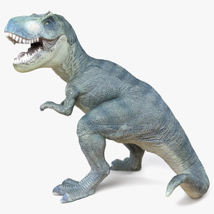 3D realistic t-rex toy