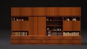 ussr cabinet 3D