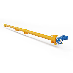 3D screw conveyor demix cm
