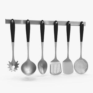 cooking utensil 3D model