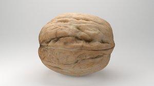 3D walnut photogrammetry