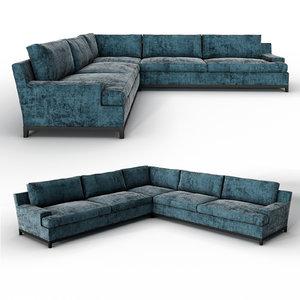 hugo divano componibile c88 3D