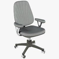 Cartoon Office Chair