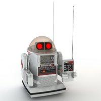 tomy omnibot mk2 model