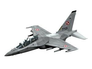 3D m-346 trainer italian