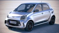 3D smart eq forfour