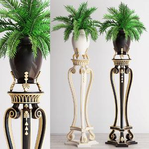 plants 211 indoor 3D model