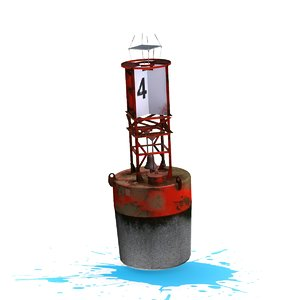 3D buoy model