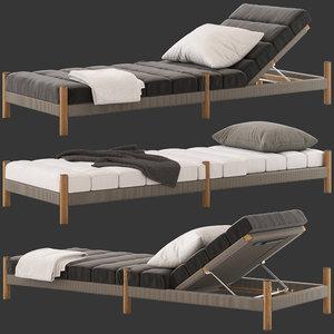 coco republic architect outdoor 3D model