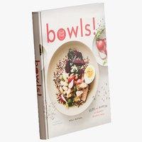 realistic bowls cookbook 3D model