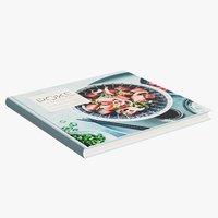 3D realistic poke cookbook