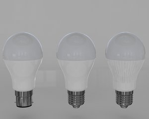 led bulbs model