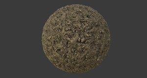 Dirt PBR Texture