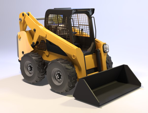 skid steer loader model