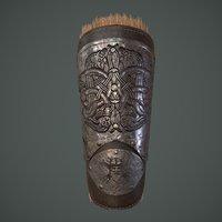 Viking Fur Lined Bracers