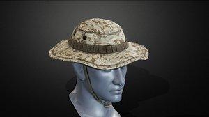bonnie hat model