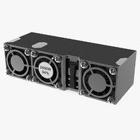 server box cooler model