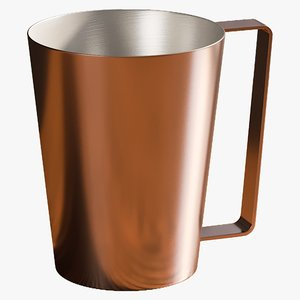 realistic moscow mule model