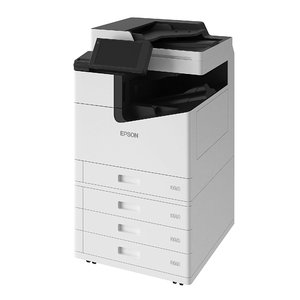 3D office epson workforce model