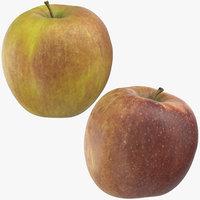 ambrosia apples 03 model