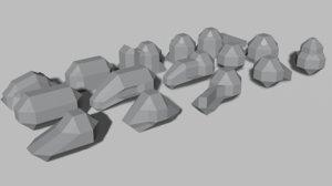 ready rocks model