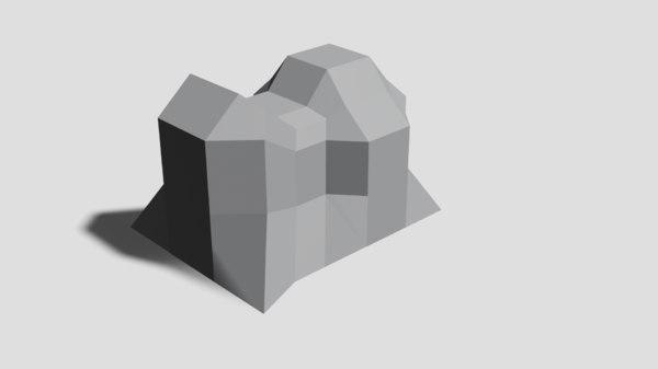 ready rocks 3D model