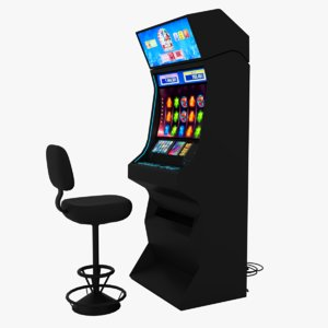 slot machine model