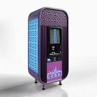 Coffee Vending Machine Futuristic 3D model