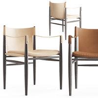Trussardi Saddle Chair