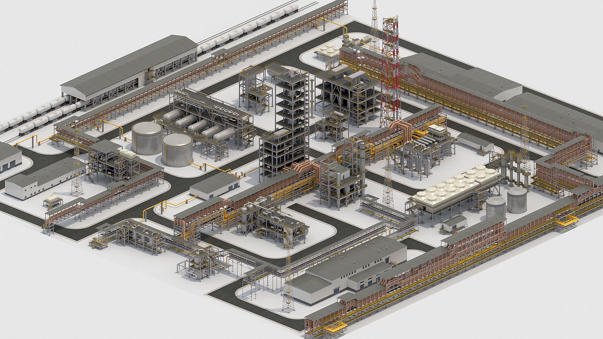 Factory Kitbash 04