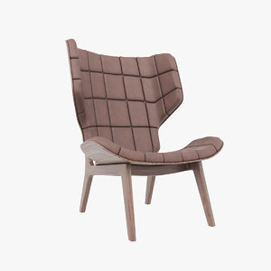 chair modelling 3D