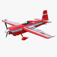 3D aerobatic aircraft zivko edge