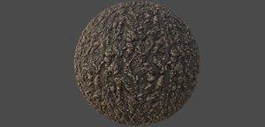Tree Bark 004 PBR Texture