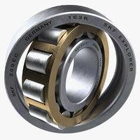 roller bearing 3D model