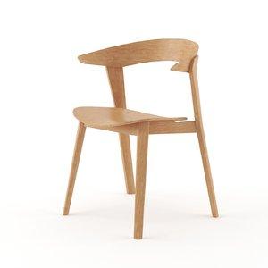 nix 230m chair 3D model