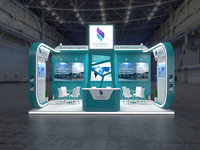 exhibition stand 6x3m 002