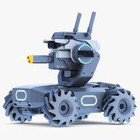 3D model dji robo master