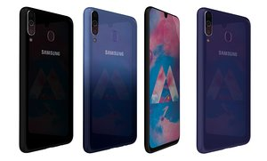 samsung galaxy m30 colors model