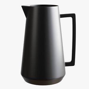 realistic pippa pitcher model