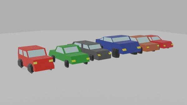 car pack model