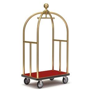3D model cart hotel