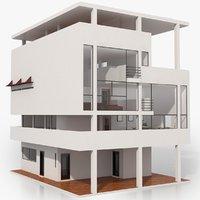 modern baizeau version 2 3D model