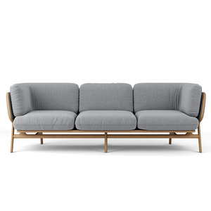 la espada nichetto sofa 3D model