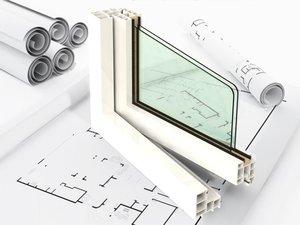 pvc window model