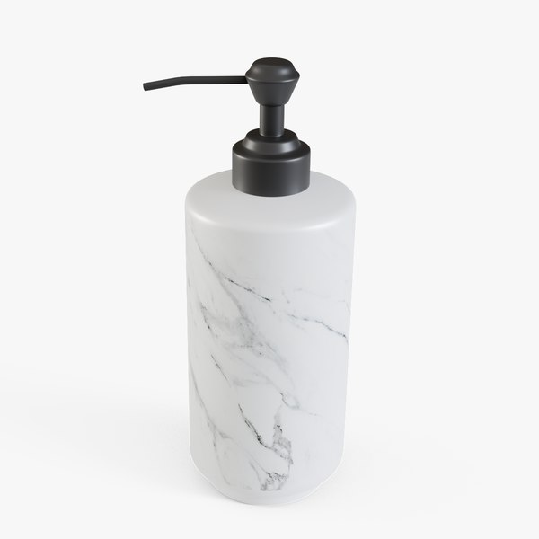 soap dispenser 3D