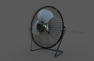 fan redshift 3D